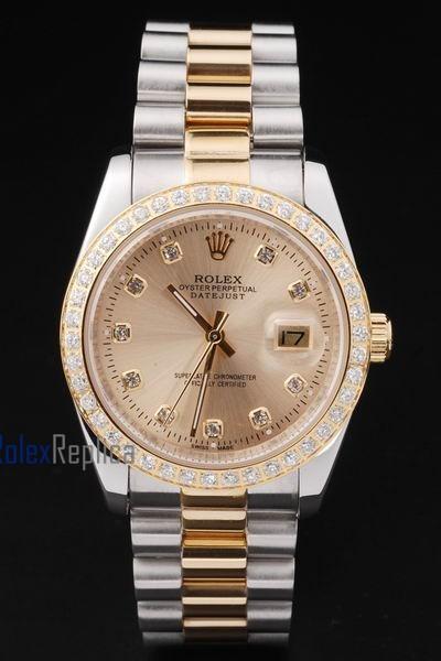 2ef8f26eea0 Imitazione Rolex Oyster Datejust Perpetual
