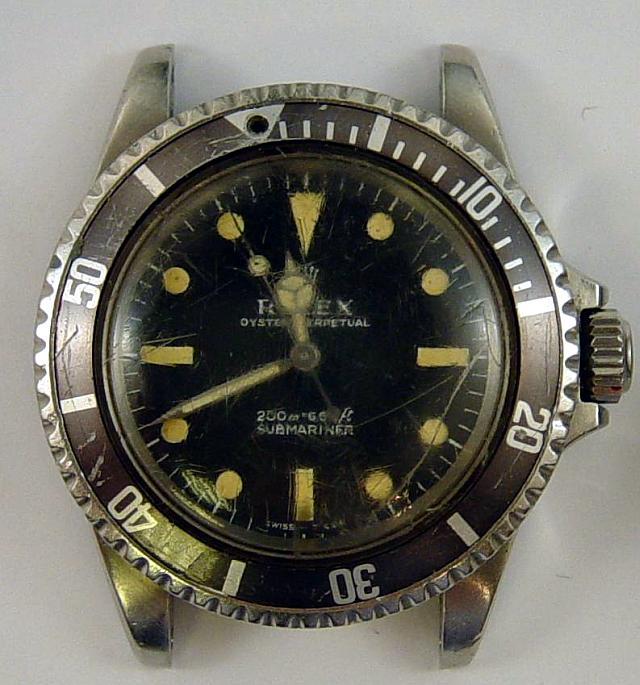orologio rolex steelnox p11