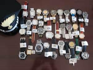 orologi contraffatti