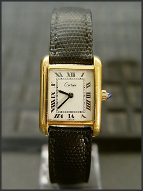 imitazione orologi cartier vintage